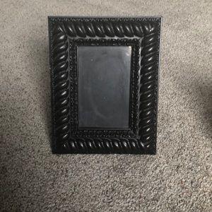 Dark brown 5 x 7 frame